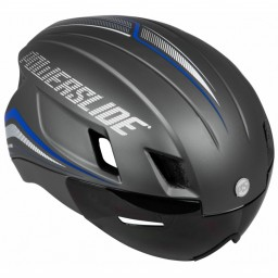 Powerslide Wind helmet titanium grey