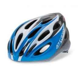 Giro Transfer Cyan Blue-White
