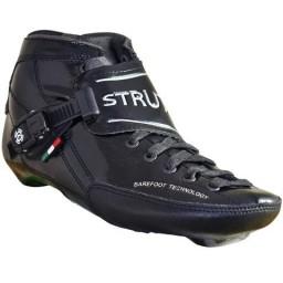 Luigino Strut Inline Skate Boot Black