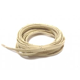 Viking Wax Laces Beige