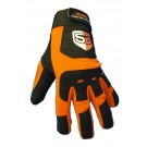 Sebra Glove Extreme Orange