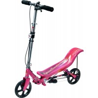Space Scooter X580 pink