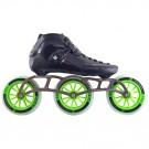 Luigino Strut P51 Black 125 Skate